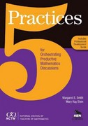 Five Practices for Orchestrating Productive Mathematics Discussions 1st Edition 9781452202907 1452202907