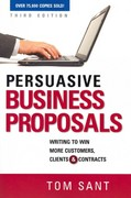 Persuasive Business Proposals 3rd Edition 9780814417850 081441785X