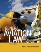 General Aviation Law 3/E 3rd Edition 9780071771825 0071771824