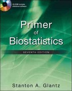 Primer of Biostatistics, Seventh Edition 7th Edition 9780071809924 0071809929