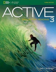 ACTIVE Skills for Reading 3 3rd Edition 9781133308065 1133308066