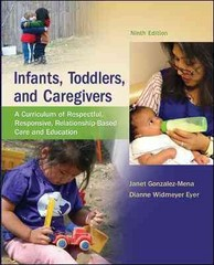 Infants, Toddlers, and Caregivers 9th edition 9780078024351 0078024358