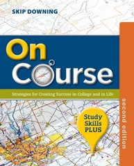 On Course (Study Skills PLUS Edition) 2nd edition 9781133309741 1133309747