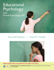 Educational Psychology with Virtual Psychology Labs (with CourseMate Printed Access Card) 1st Edition 9781133309260 1133309267