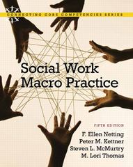 Social Work Macro Practice 5th Edition 9780205838783 0205838782