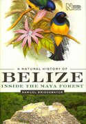 A Natural History of Belize 1st Edition 9780292726710 0292726716