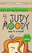 Judy Moody Was in a Mood 0 9781455828135 1455828130