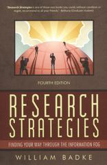 Research Strategies 4th edition 9781462010172 1462010172