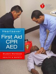 Heartsaver First Aid CPR AED 1st Edition 9781616690175 1616690178