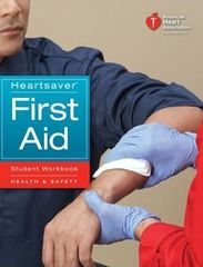Heartsaver First Aid 1st Edition 9781616690182 1616690186