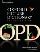Oxford Picture Dictionary Monolingual English 2nd Edition 9780194369763 0194369765