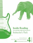 Inside Reading 4 Instructor Pack 0 9780194416238 0194416232