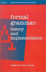 Formal Grammar 0 9780195073140 0195073142