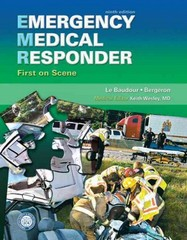 Emergency Medical Responder 9th edition 9780132833356 0132833352