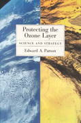 Protecting the Ozone Layer 1st Edition 9780195155495 0195155491