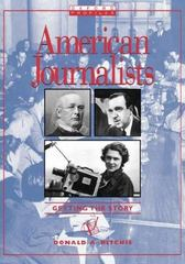 American Journalists 1st Edition 9780195328370 019532837X