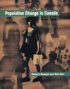 Population Change in Canada 2nd edition 9780195417357 0195417356