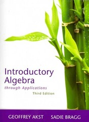 Introductory Algebra Through Applications 3rd edition 9780321746696 0321746694