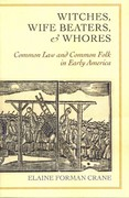 Witches, Wife Beaters, and Whores 1st Edition 9780801477416 0801477417