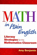 Math In Plain English 1st Edition 9781317926757 1317926757
