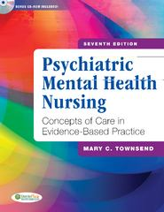 Psychiatric Mental Health Nursing 7th Edition 9780803627673 080362767X