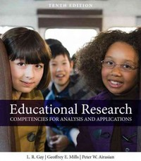 Educational Research 10th edition 9780132613170 0132613174