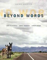 Beyond Words 3rd edition 9780205211210 0205211216