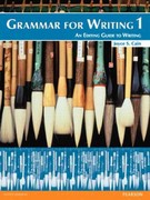 Grammar for Writing 1 (Student Book alone) 2nd Edition 9780132088985 0132088983