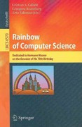 Rainbow of Computer Science 0 9783642193903 3642193900