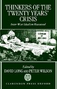 Thinkers of the Twenty Years' Crisis 0 9780198278559 0198278551