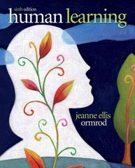 Human Learning 6th Edition 9780132595186 0132595184