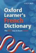 Oxford Learner's French Dictionary 2nd edition 9780199116454 0199116458