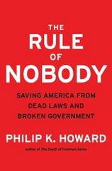 The Rule of Nobody 1st Edition 9780393082821 0393082822