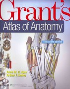 Grant's Atlas of Anatomy 13th Edition 9781608317561 1608317560