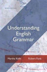 Understanding English Grammar 9th edition 9780205209521 0205209521