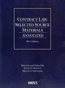 Contract Law 0 9780314274267 031427426X