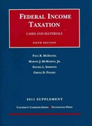 Federal Income Taxation 6th edition 9781599419848 159941984X