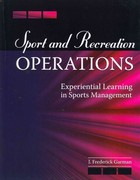 Sport and Recreation Operations 1st Edition 9780757589836 0757589839