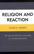 Religion and Reaction 0 9781442211056 1442211059