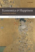 Economics and Happiness 1st Edition 9780199215232 0199215235