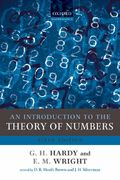 An Introduction to the Theory of Numbers 6th edition 9780199219858 0199219850