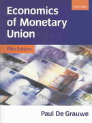 Economics of Monetary Union 5th Edition 9780199256518 0199256519