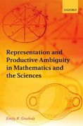 Representation and Productive Ambiguity in Mathematics and the Sciences 1st edition 9780199299737 0199299730