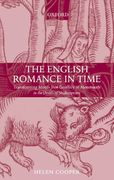 The English Romance in Time 0 9780199532582 0199532583