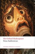 Titus Andronicus 1st Edition 9780199536108 0199536104