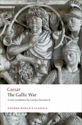 The Gallic War 1st Edition 9780199540266 0199540268