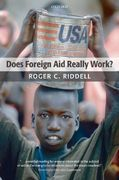 Does Foreign Aid Really Work 1st Edition 9780199544462 0199544468