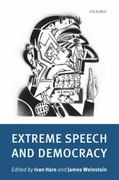 Extreme Speech and Democracy 0 9780199548781 0199548781