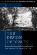 The Design of Design 1st Edition 9780201362985 0201362988