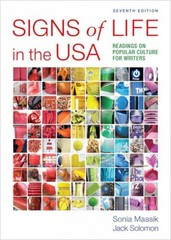 Signs of Life in the USA 7th Edition 9780312647001 031264700X